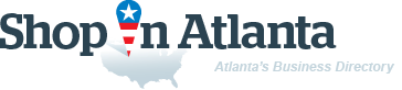 ShopInAtlanta. Business directory of Atlanta - logo